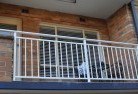 Lake TyrrellAluminium railings 47